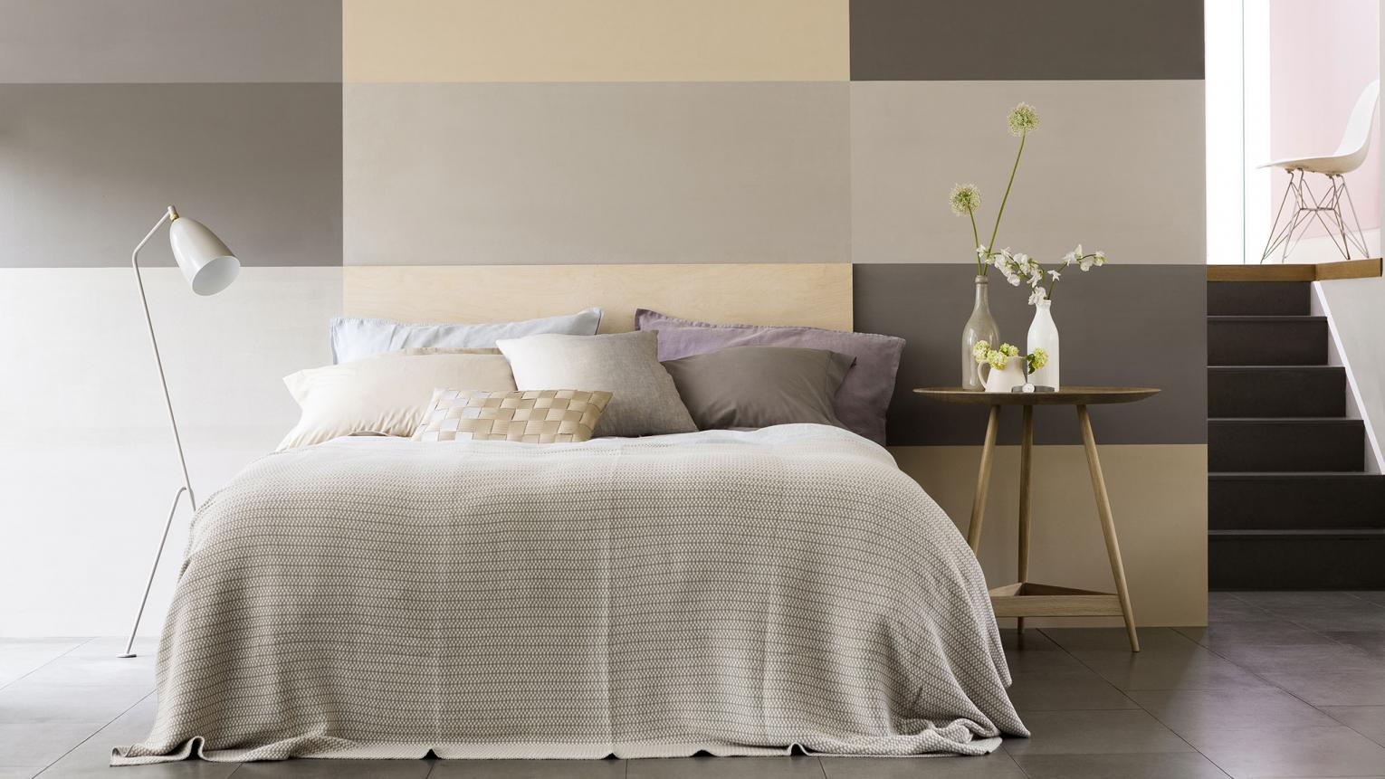 Want to create a gender-neutral bedroom? The key is to choose a colour scheme that has both masculine and feminine appeal.
