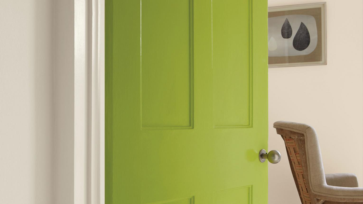Getting ready to paint your interior doors? Follow this step-by-step guide to achieving a perfect finish.