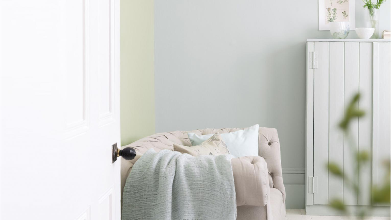 For a fashionable take on the classic pastel look, try this colour palette of muted gelato hues.